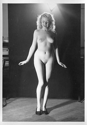 Herman recommend best of 1940s models nude