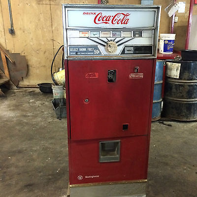 coke machine price