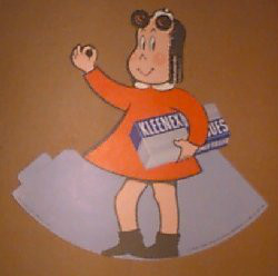Little Lulu Kleenex Advertising Piece