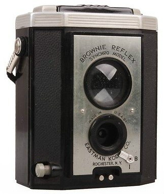 Kodak Brownie Reflex Camera