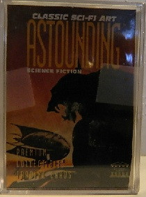 Astounding Science Fiction Card Set