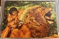 Joe Jusko's Edgar Rice Burroughs Card Set