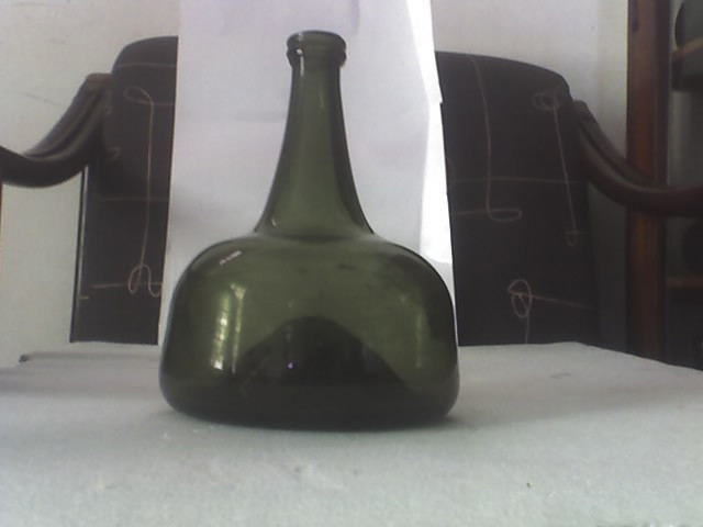 Rare German Onion Bottle almost in mint condition
