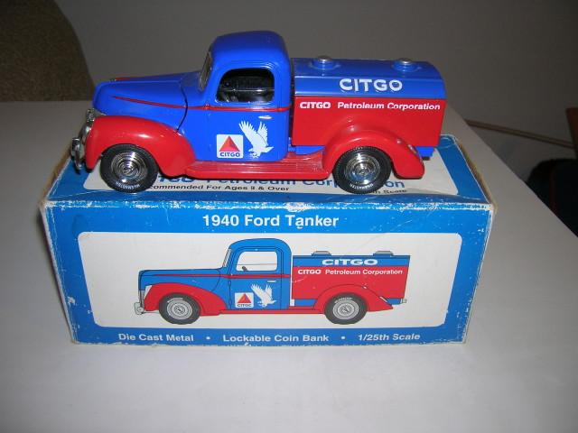 citgo oil truck bank