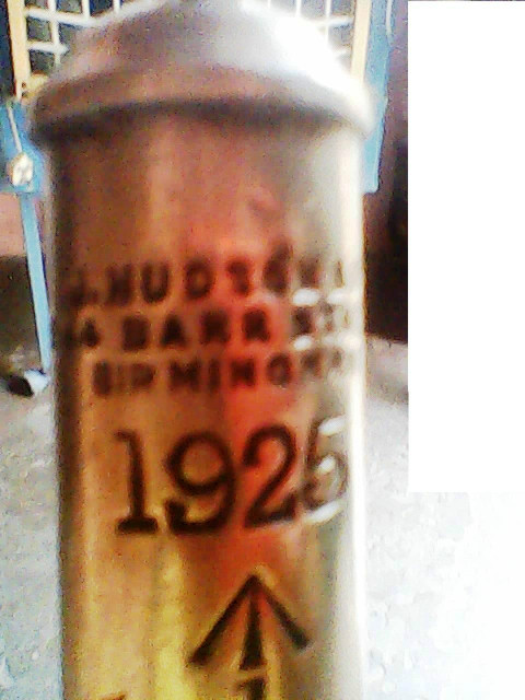 1925 ARMY INFANTRY WHISTLE