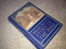 1932-Hurlbuts Story Of The Bible. For Young and Old. New And Rev