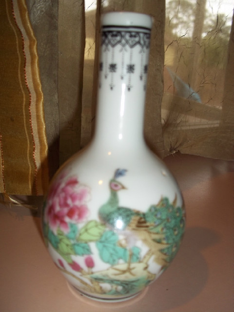 Beautiful period Chinese vase