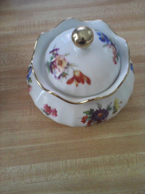 Rosenthal sugar bowl