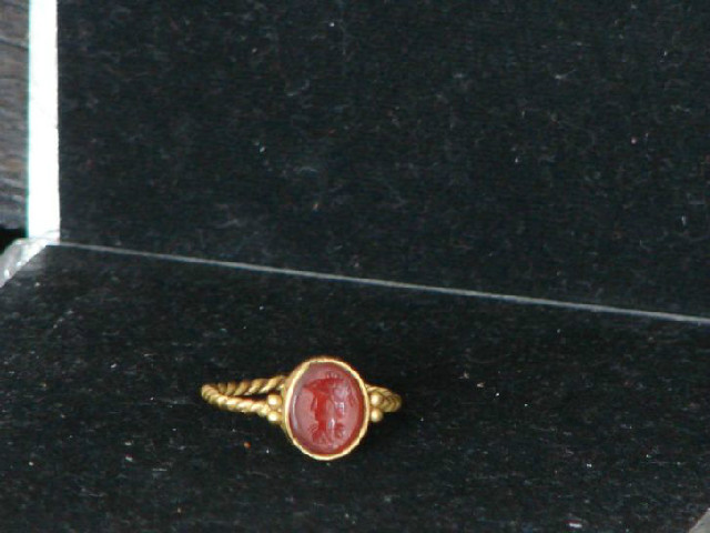 roman golden ring