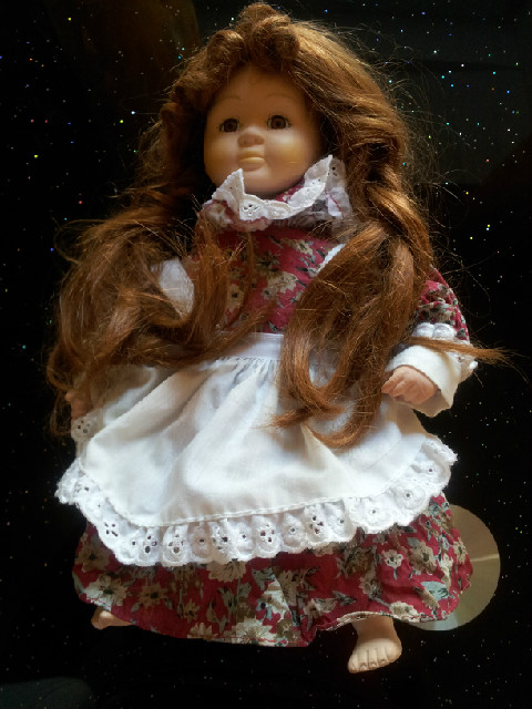Antique doll - very rare