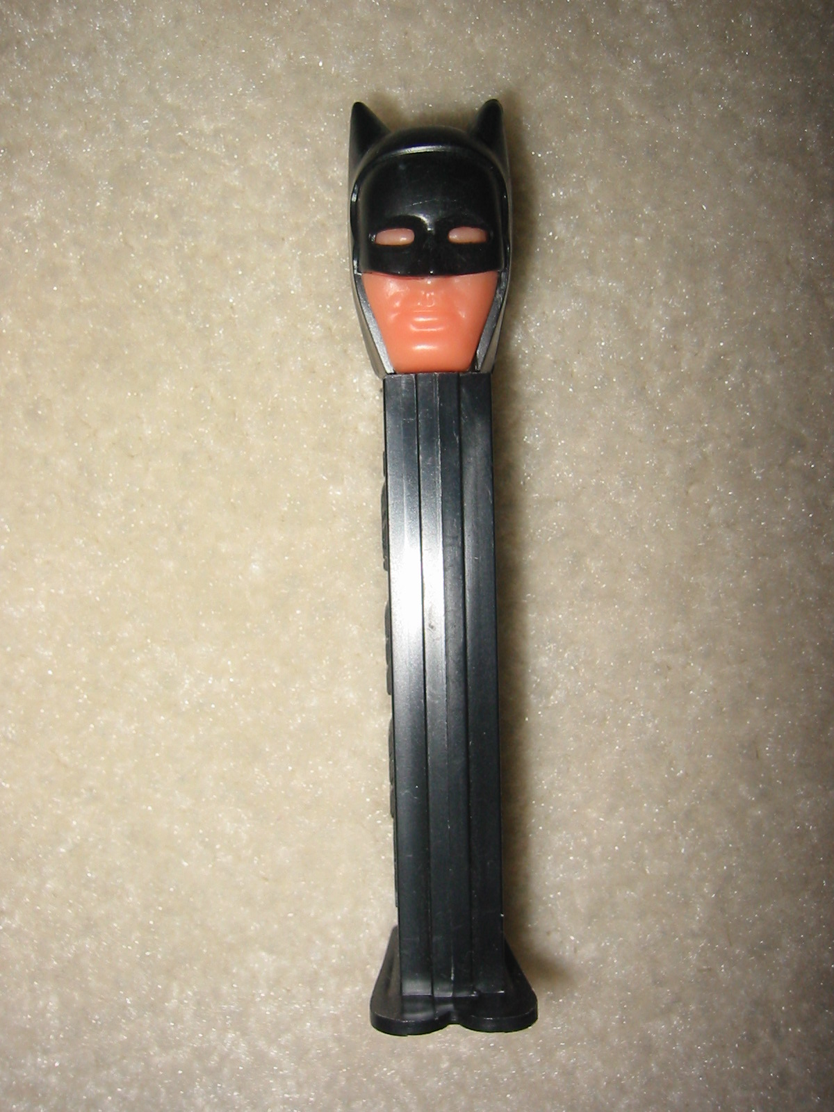 Batman Pez Old Black Style Loose