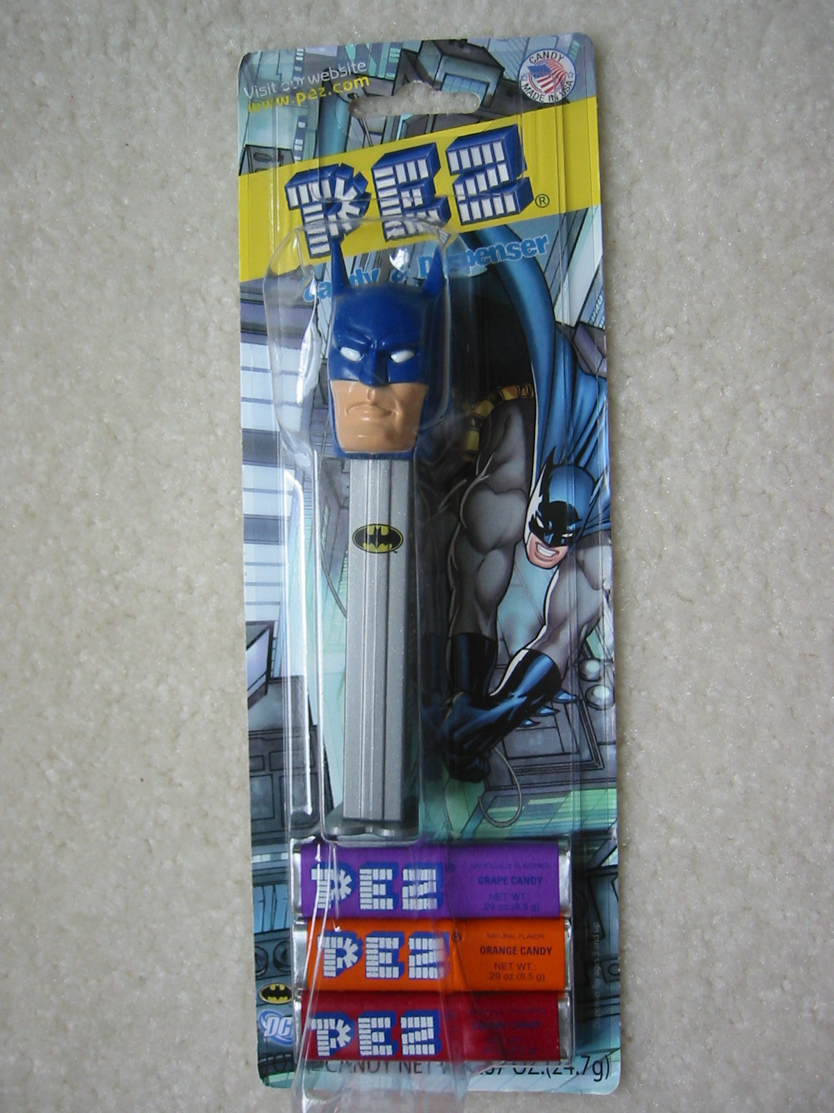Batman 2008 with Sticker (MOC)