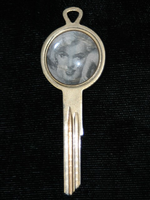 Dodge Photo Novelty Key