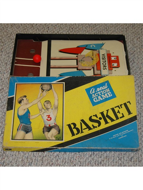 BASKET Action Game