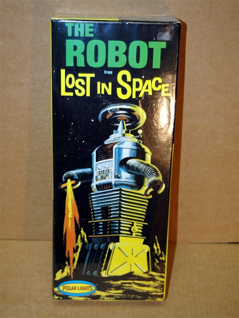Lost In Space Robot Model