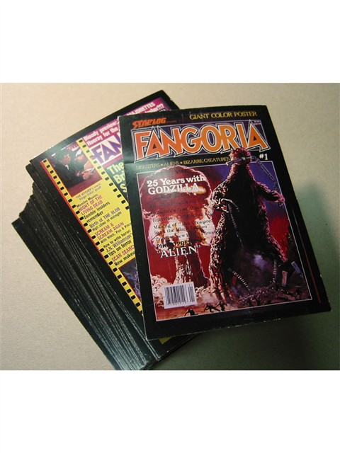 Fangoria Collector Cards