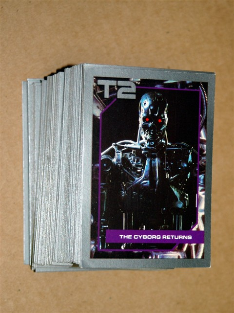 T2 Collector Card Set