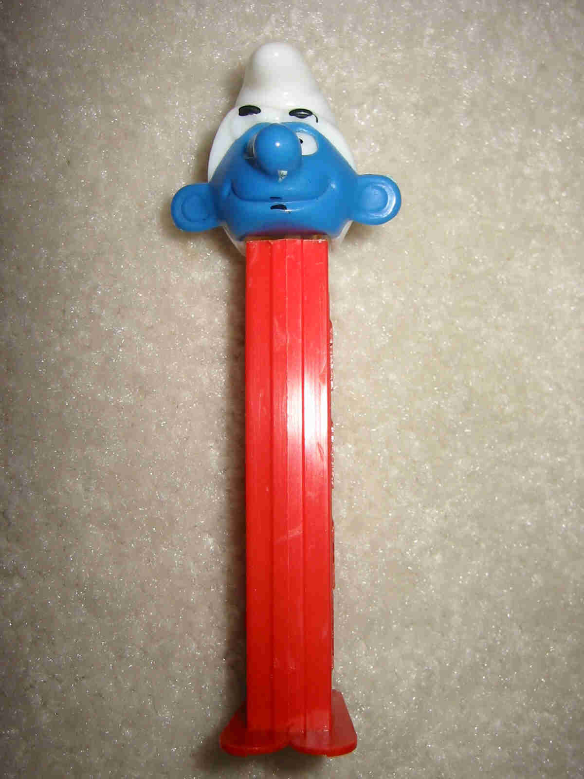 Smurf Pez Original - Loose