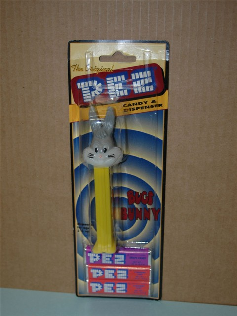 Warner Brothers, Bugs Bunny Older Version Pez