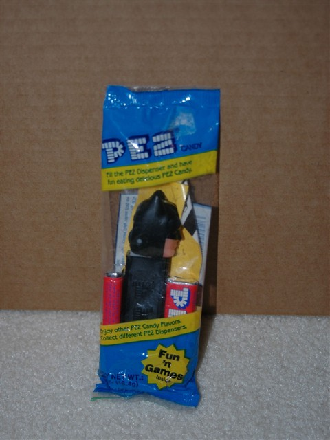 Batman, Black Pez (MIP)