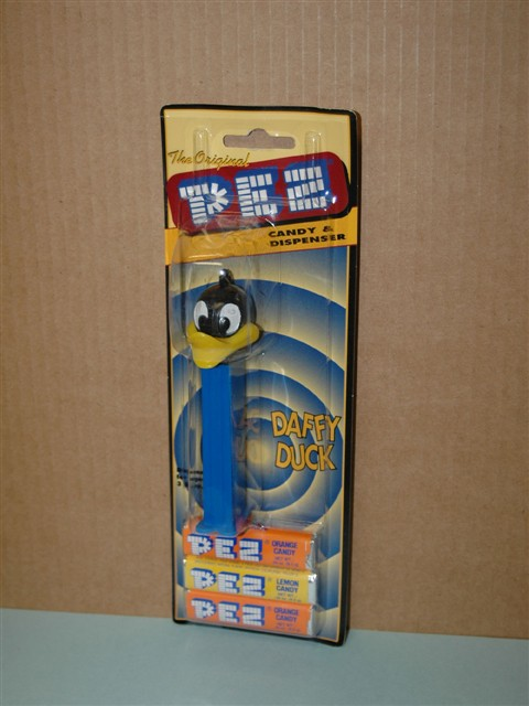 Warner Brothers, Daffy Duck Older Version Pez