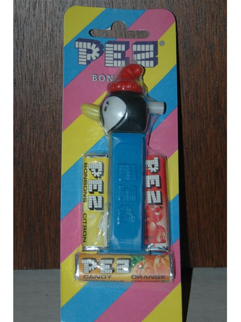 Whistle Pez - Penguin