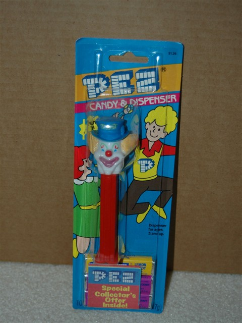 Peter Pez Clown (MOC)
