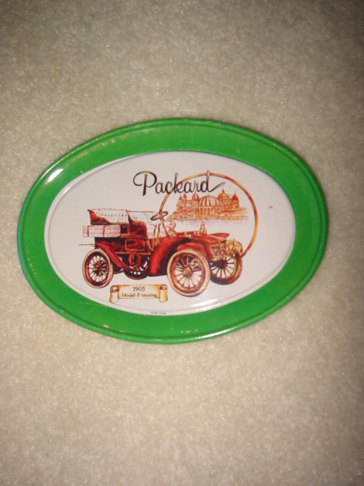 Packard Tin Tip Tray