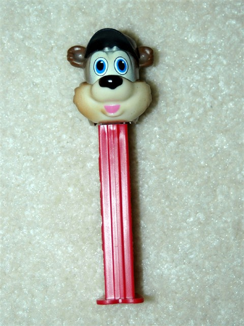 Pez Bear - Minnesota Twins Baseball Promotion