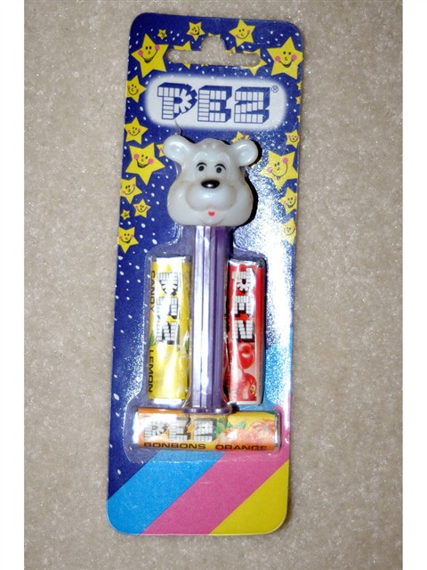 Icee Bear Pez Original European Version (MOC)