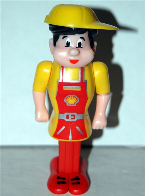 Pez Boy - Shell Oil Co.