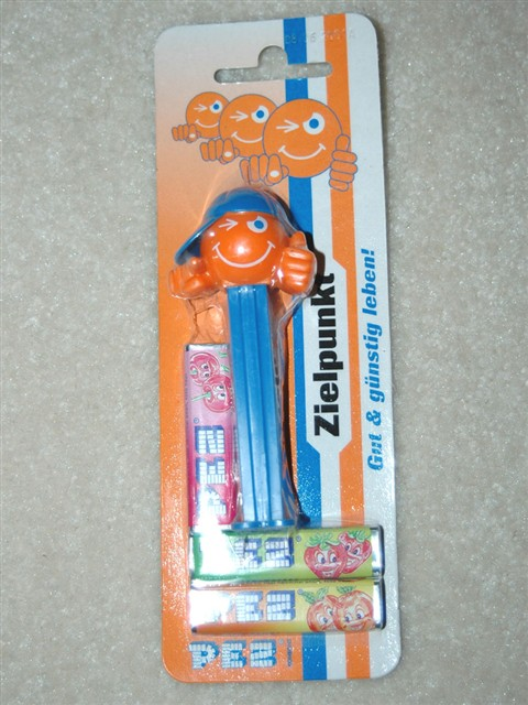 Pez Zielpunkt Dispenser