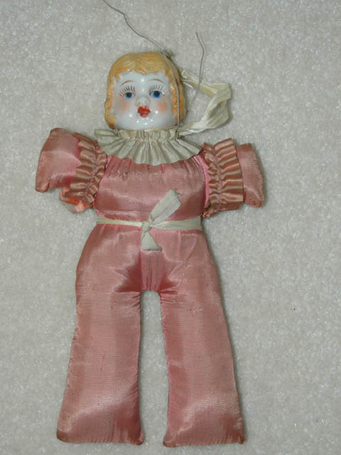 China Head Doll