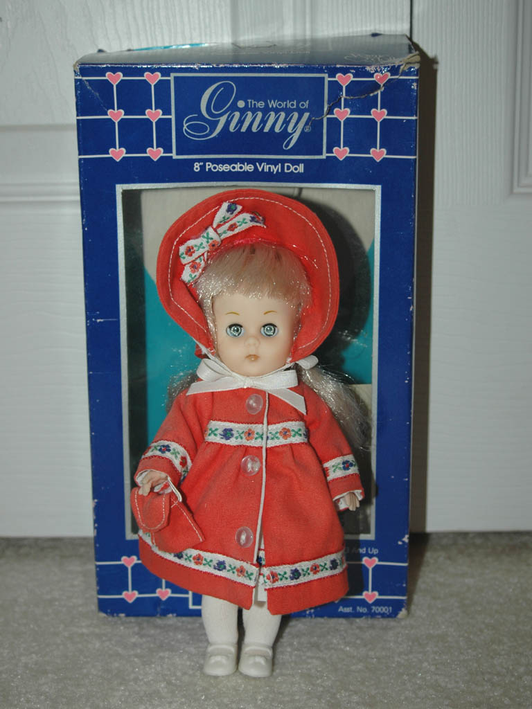 "Ginny ""Fall Winds"" Poseable Doll"