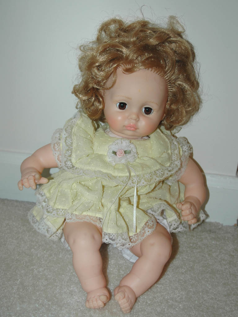 Madame Alexander Soft Body Doll