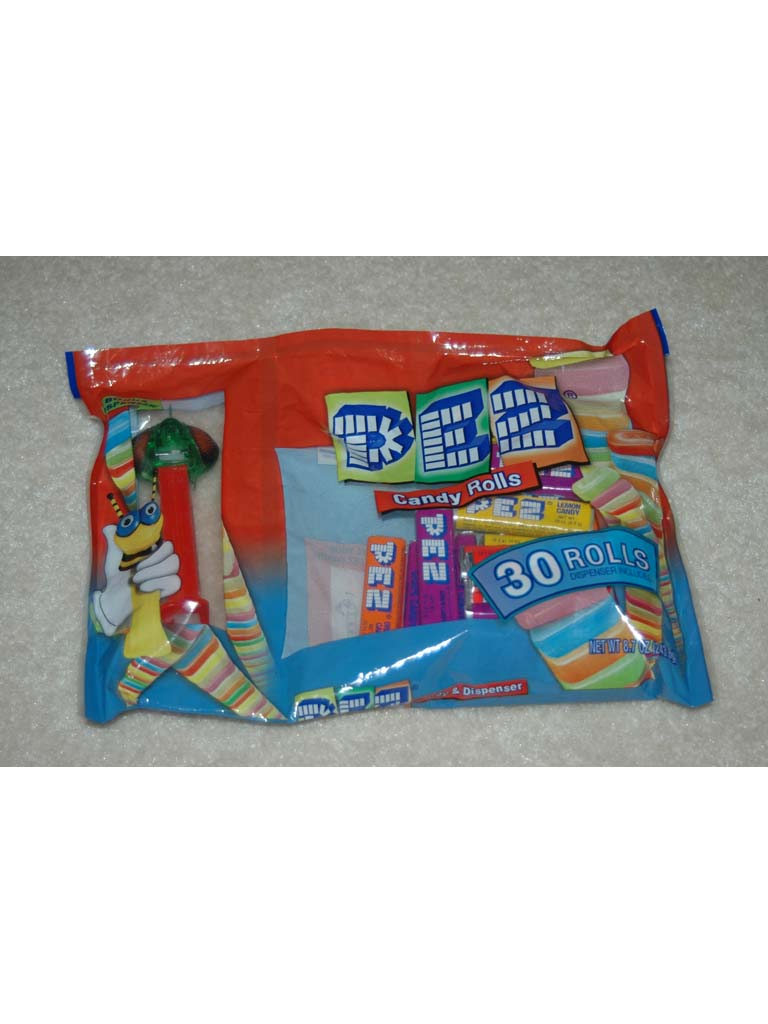 Crystal Bug Error - 2005 Pez Multi-Candy Pak