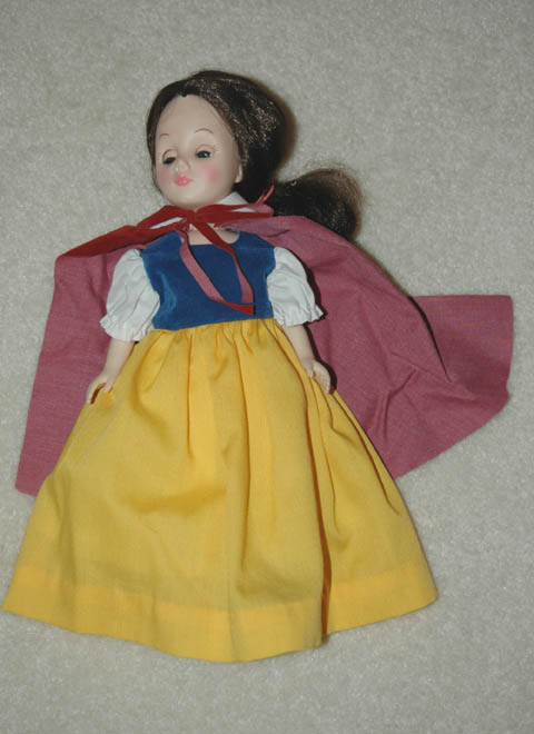 Effanbee Doll in Hard Plastic